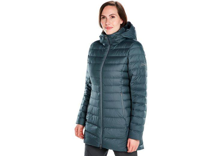Berghaus Outdoorjacke Hudsonian Long Down Jacket Women Steckdose Zuverlässig 8DfBxcC6