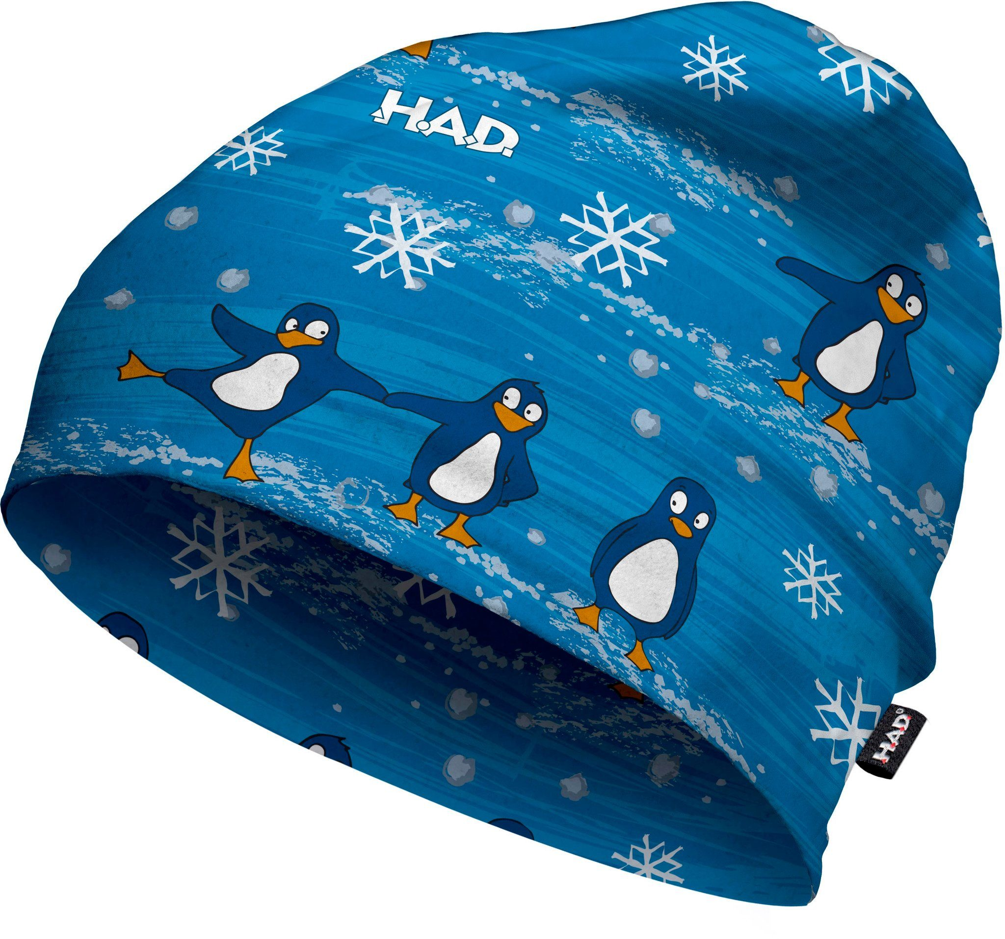 HAD Mütze »Printed Fleece Beanie Kids«