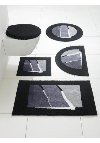 GRUND Vonios kilimėlis su modernen Streifen ...