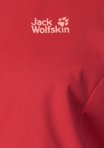 Jack Wolfskin Softshelljacke GREEN VALLEY