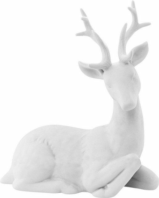 Bloomingville Dekofigur Hirsch | Dekoration > Figuren und Skulpturen > Tiere | Bloomingville
