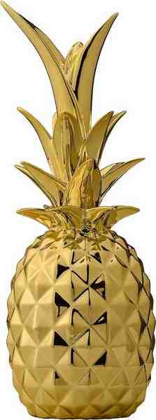 Bloomingville Dekoobjekt Ananas