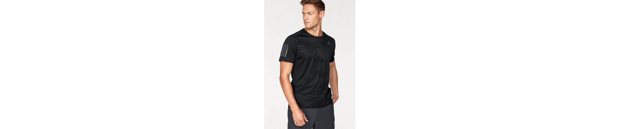 adidas Performance Funktionsshirt RESPONSE SHORTSLEEVE TEE MEN