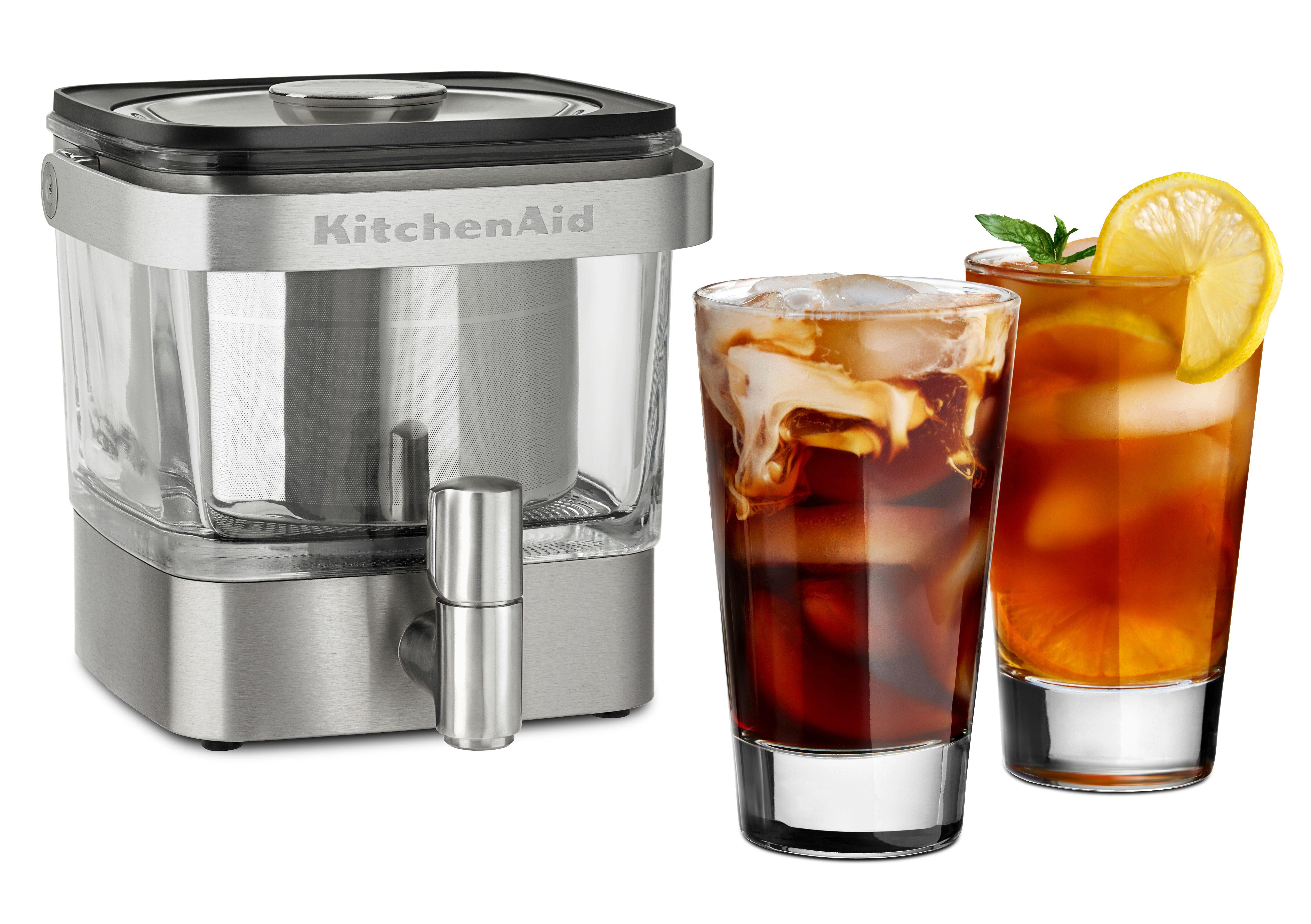 KitchenAid Kaffeebereiter KitchenAid Cold-Brew-Kaffeebereiter 5KCM4212SX