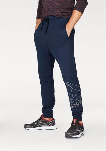 Reebok Jogginghose ELEMENTS BIG LOGO JOGGER