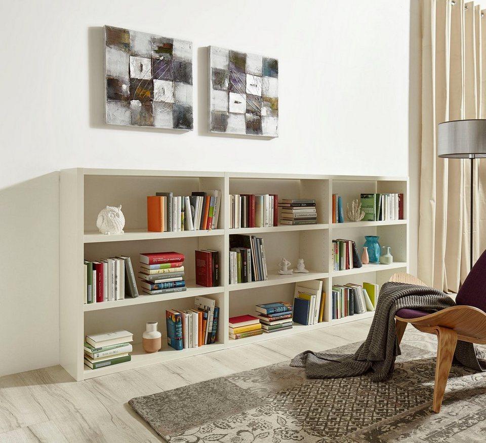 regal toro 9 f cher breite 275 8 cm kaufen otto. Black Bedroom Furniture Sets. Home Design Ideas