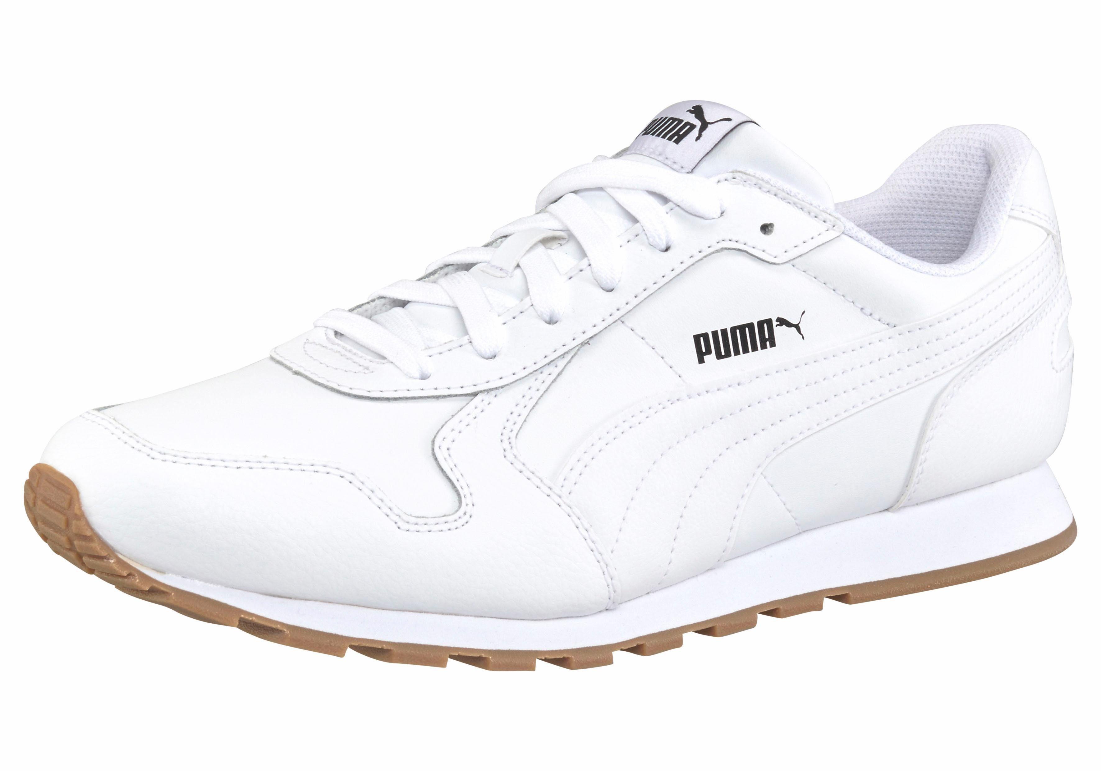 PUMA »ST Runner Full L« Sneaker, weiß, 46 46