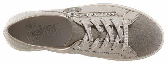 Rieker Sneaker Emblem Sneaker Rieker Mit Seitlichem Seitlichem Mit 7xnwq6EnHI