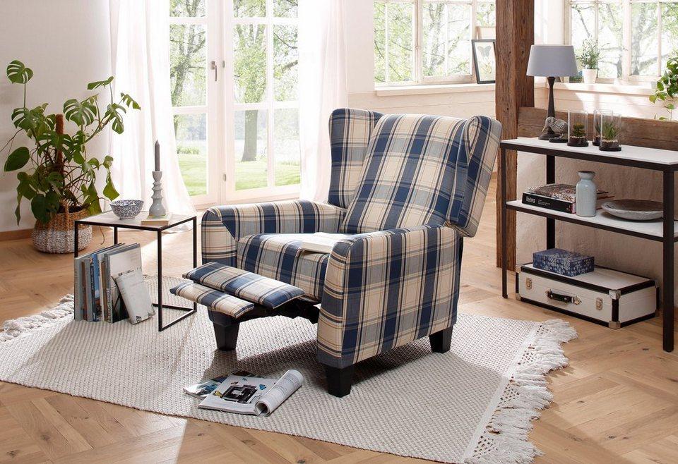 ohrensessel verstellbarer ruckenlehne. Black Bedroom Furniture Sets. Home Design Ideas