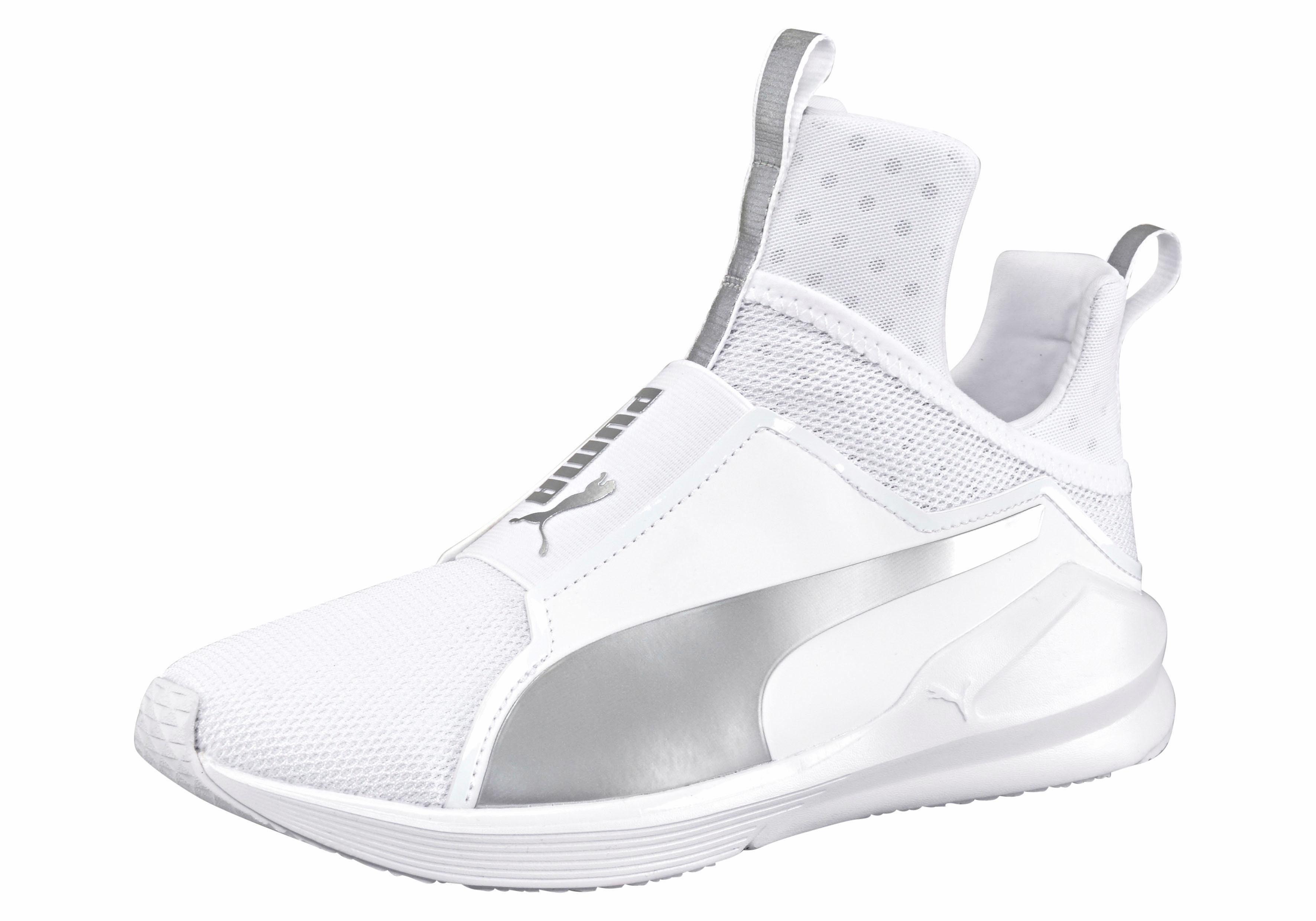 PUMA FIERCE CORE Fitnessschuh online kaufen  weiß-silberfarben