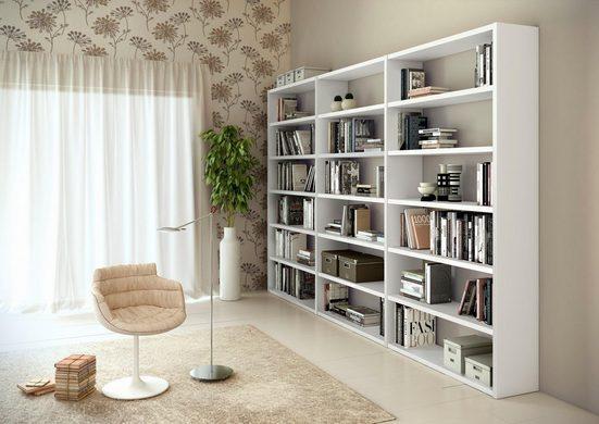 fif möbel Raumteilerregal »Toro«, 18 Fächer, Breite 359,2 cm