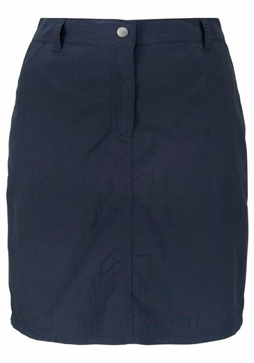 Jack Wolfskin Culottes Kalahari Skort, Rock And Shorts In A