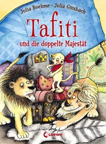 Gebundenes Buch »Tafiti und die doppelte Majestät / Tafiti Bd.9«
