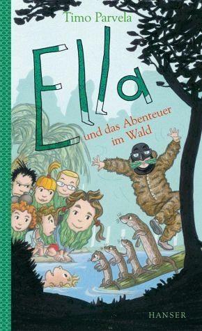 Gebundenes Buch »Ella und das Abenteuer im Wald / Ella Bd.14«