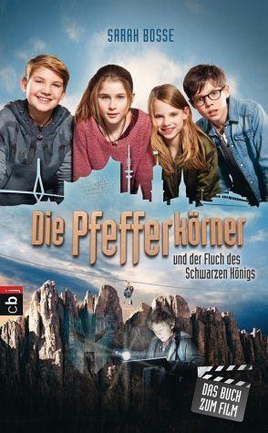 Gebundenes Buch »Die Pfefferkörner und der Fluch des Schwarzen...«