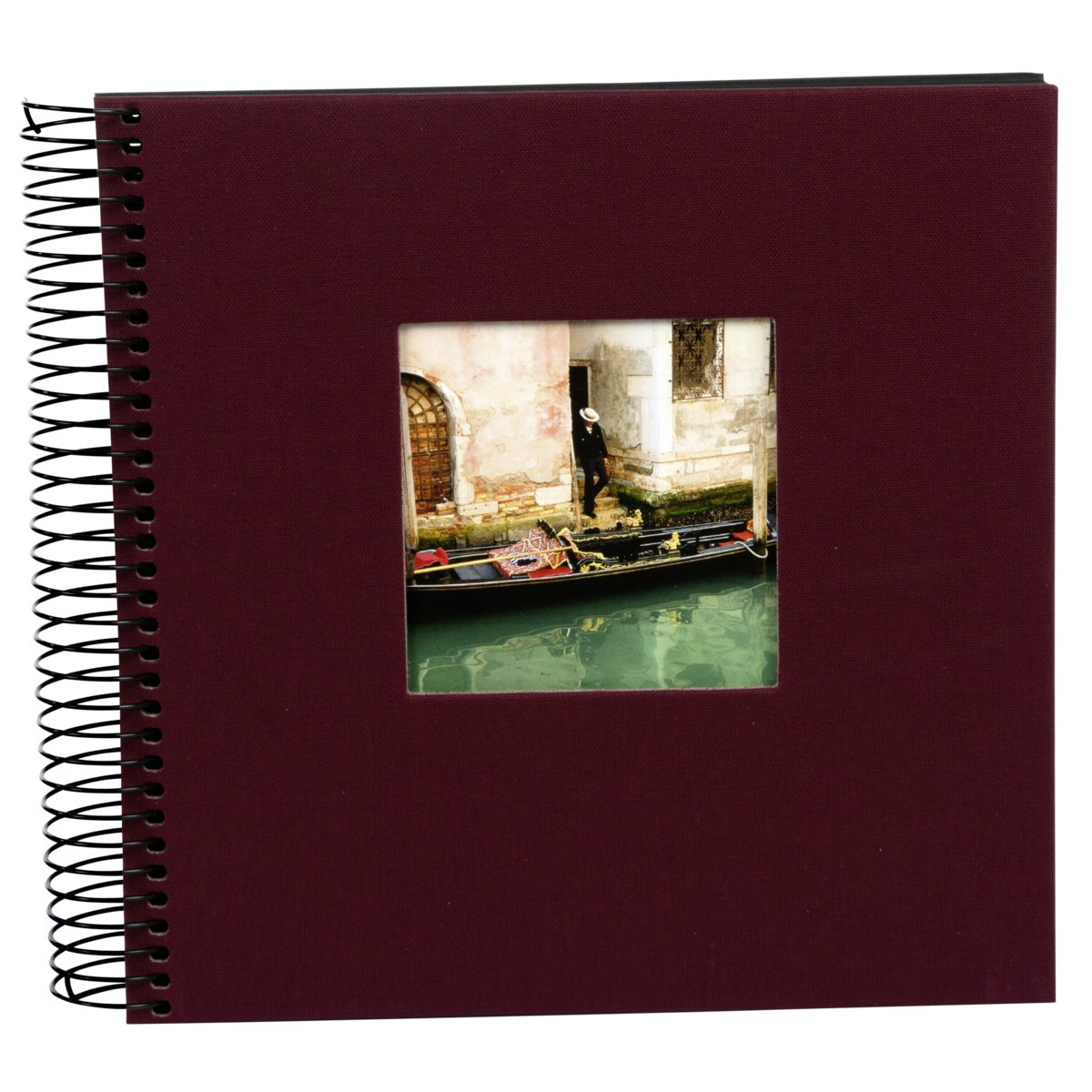 Goldbuch Aufbewahrung »Bella Vista bord. 20x20 40 e Seiten Spiral 12764«