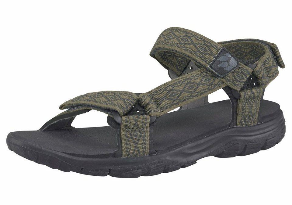 Jack Wolfskin »Seven Seas 2 Sandal M« Outdoorsandale online kaufen ... 846c561d48