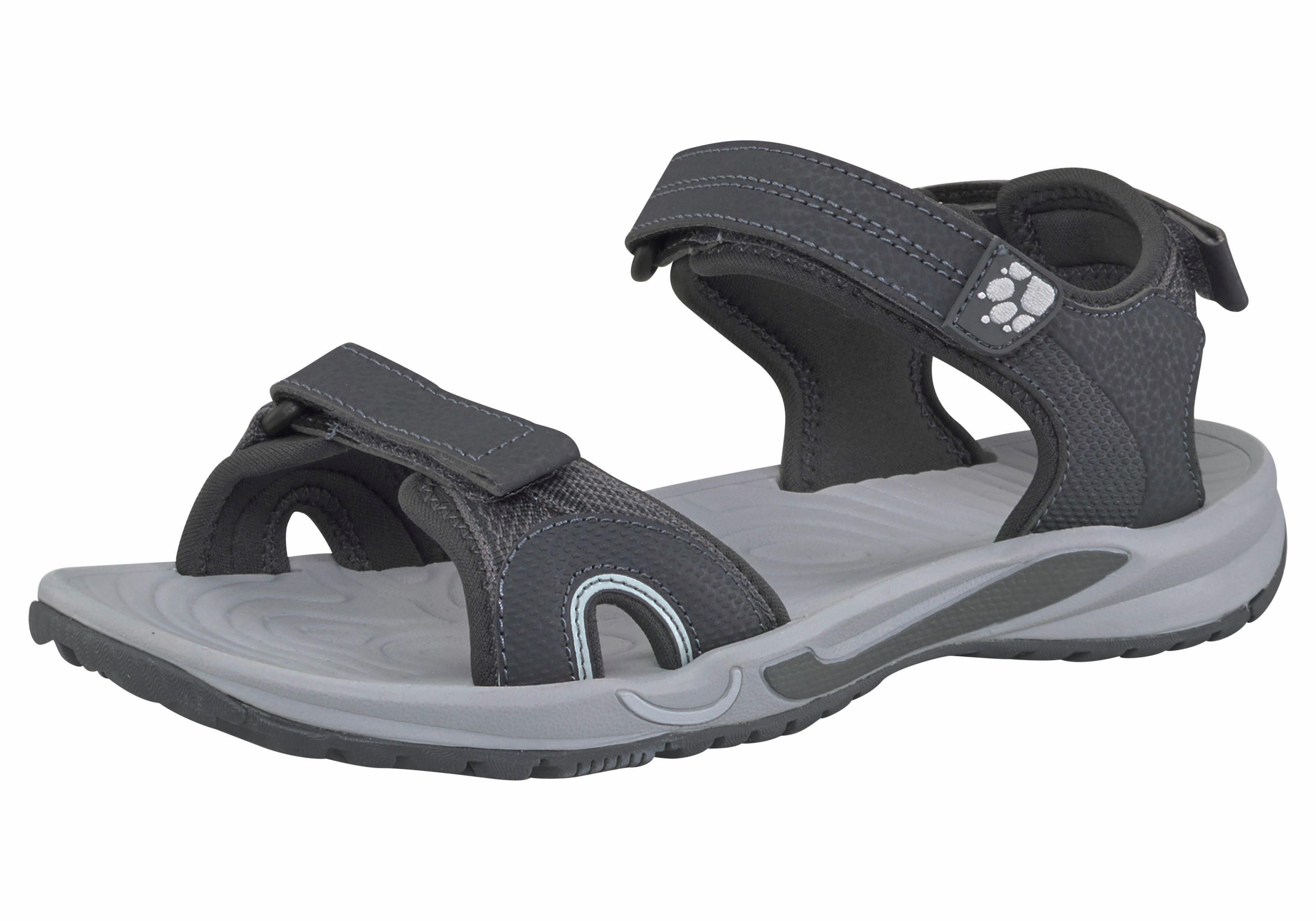 Jack Wolfskin Frauen Sandalen Lakewood Cruise Sandal Women 39,5 schwarz