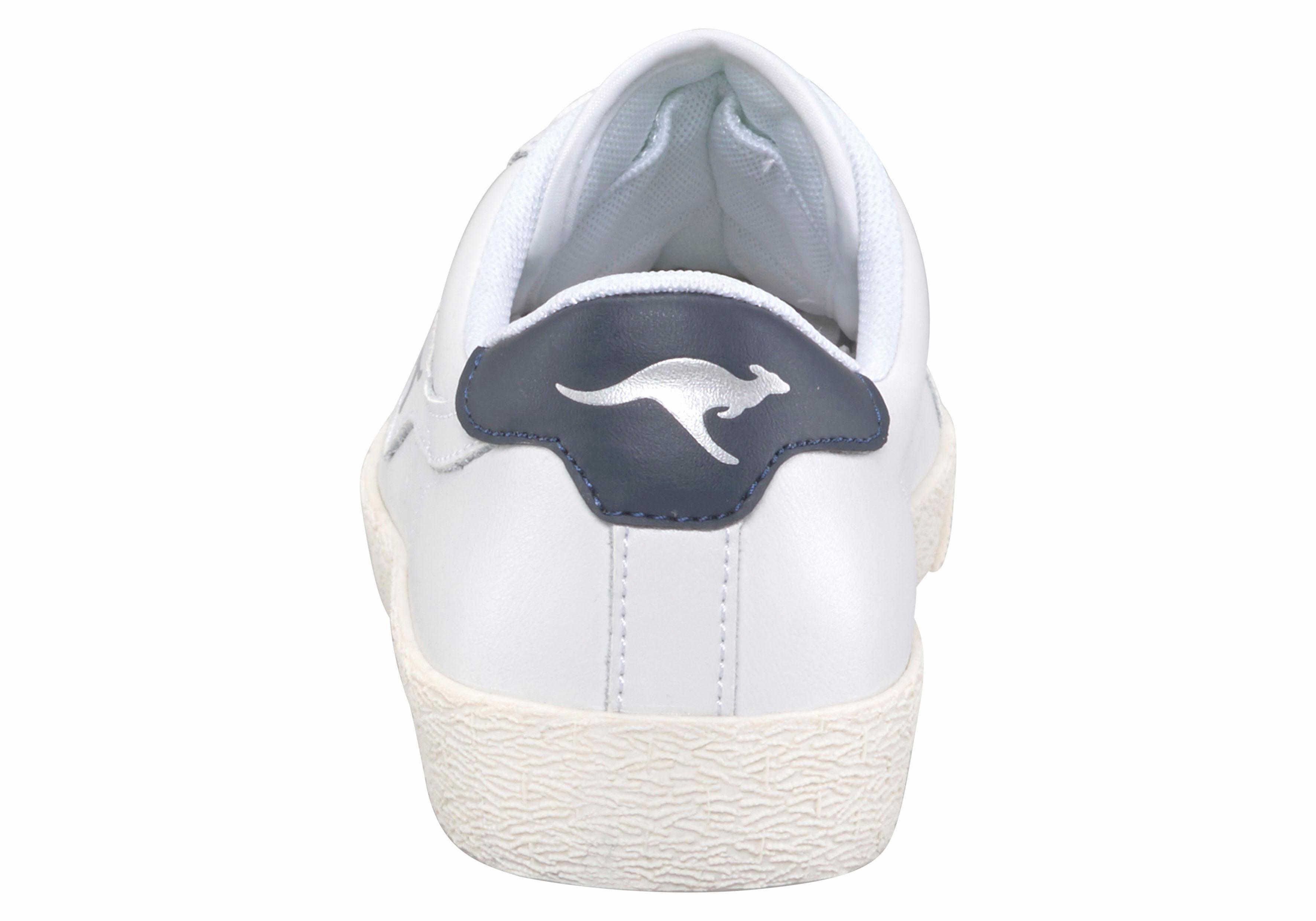 KangaROOS Chako Sneaker online kaufen  weiß-blau