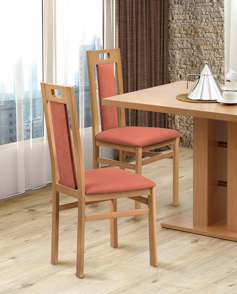 st hle 2 st ck online kaufen otto. Black Bedroom Furniture Sets. Home Design Ideas