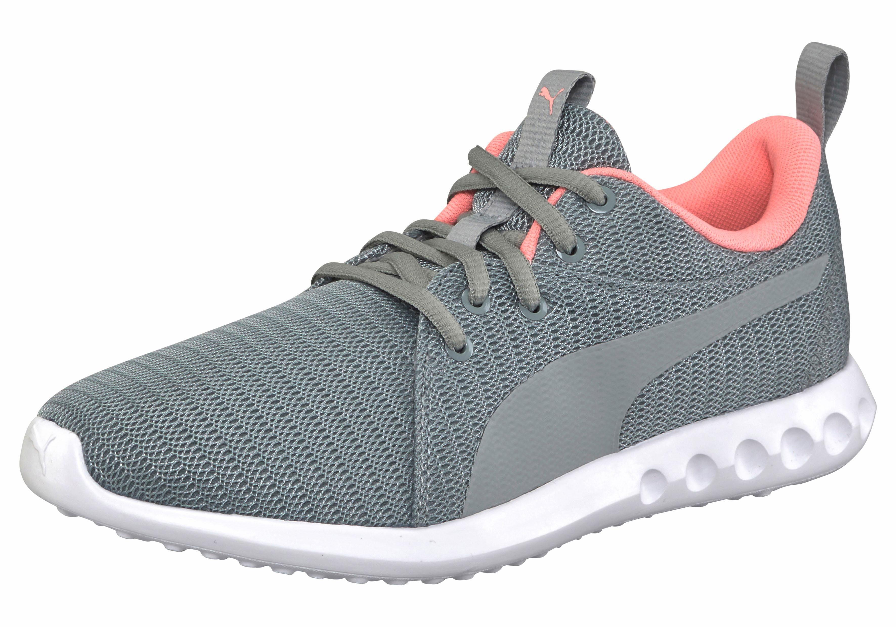 PUMA Carson 2 Wn´s Laufschuh online kaufen  grau-rosa