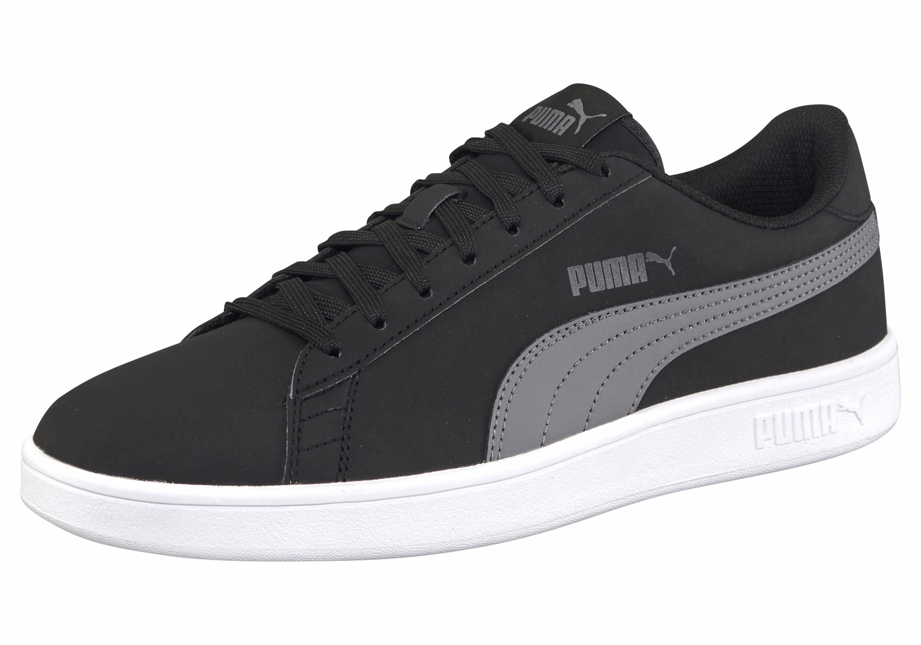 PUMA Smash v2 Buck U Sneaker online kaufen  schwarz-grau