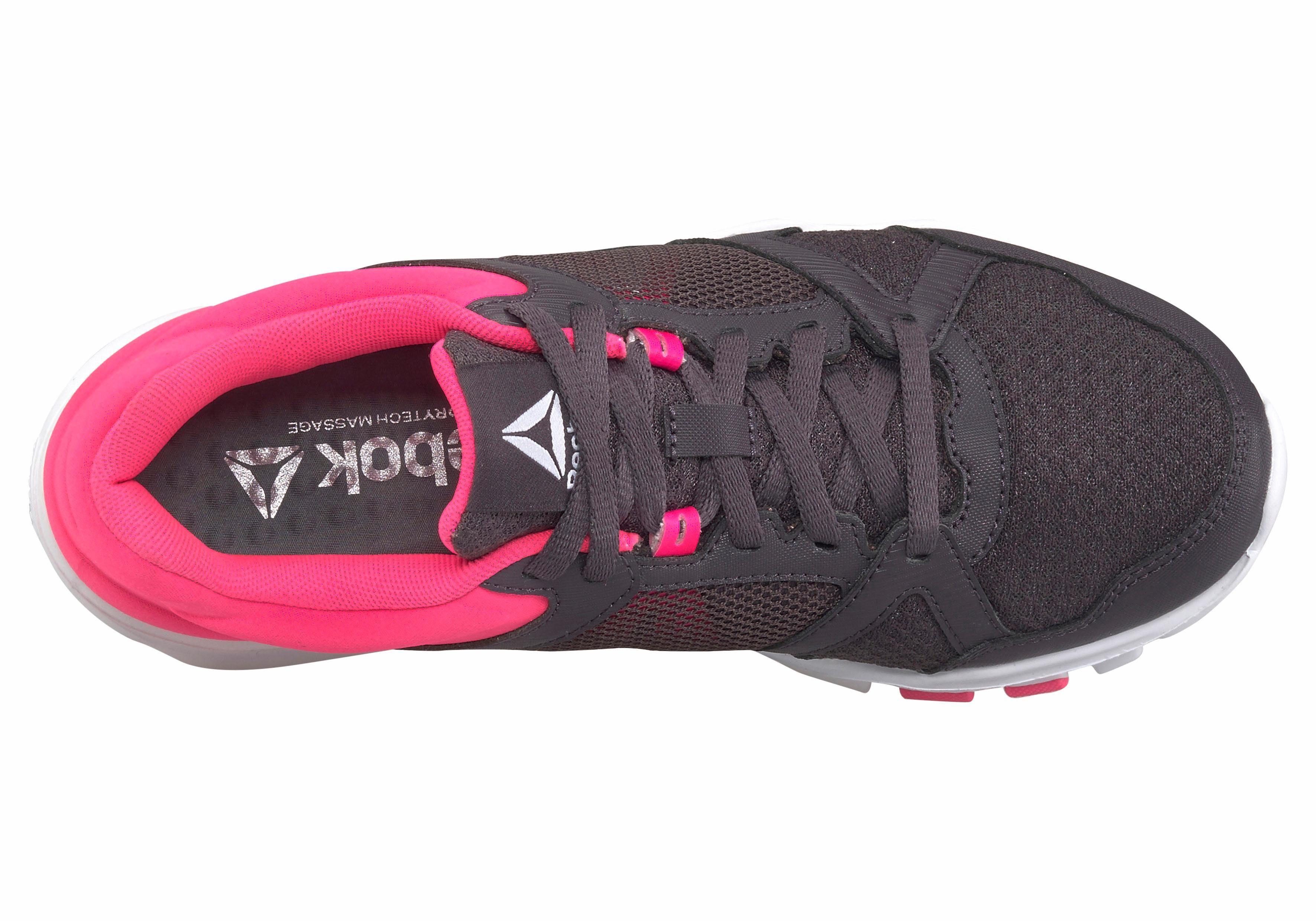 Reebok Yourflex Trainette Fitnessschuh kaufen  pflaume-pink