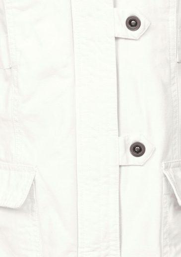 Boysen's Parka, aus robuster Canvas-Baumwolle