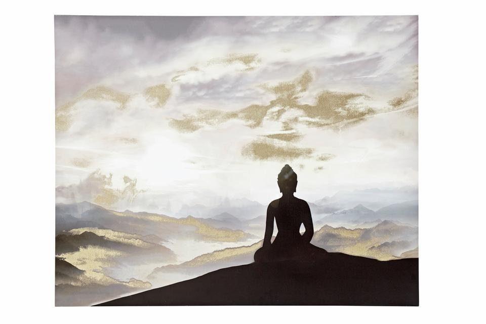 heine home Bild Buddha