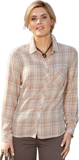 Collection L. Blouse Checkered