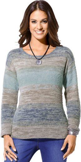Classic Inspirationen Pullover mit Streifenmuster