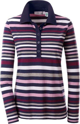 Collection L. Shirt aus zertifizierte Bio-Baumwolle