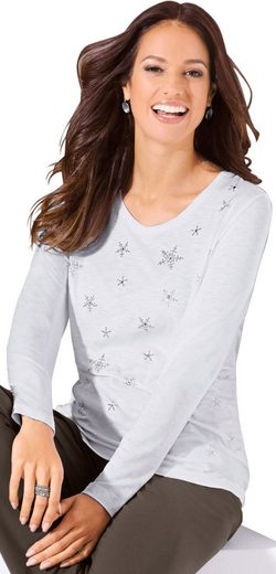 Classic Inspirationen Shirt in Flammgarn-Qualität