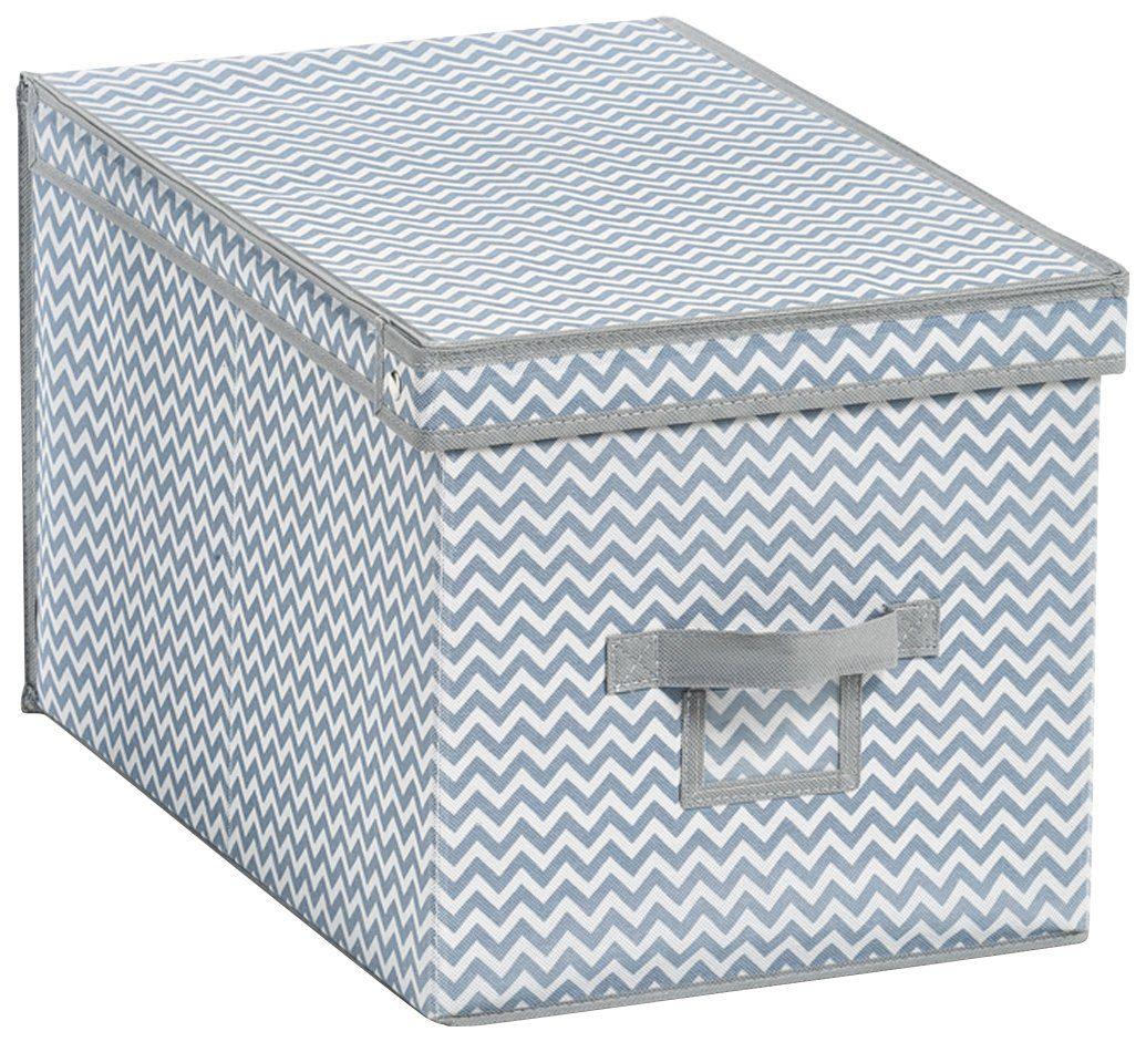 ZELLER Aufbewahrungsbox »Größe L«, 2er Set