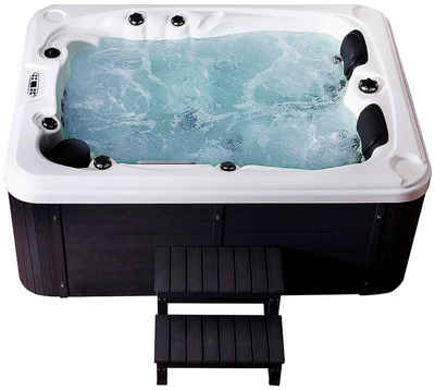 HOME DELUXE Whirlpool »Beach«, B/L/H: 155/210