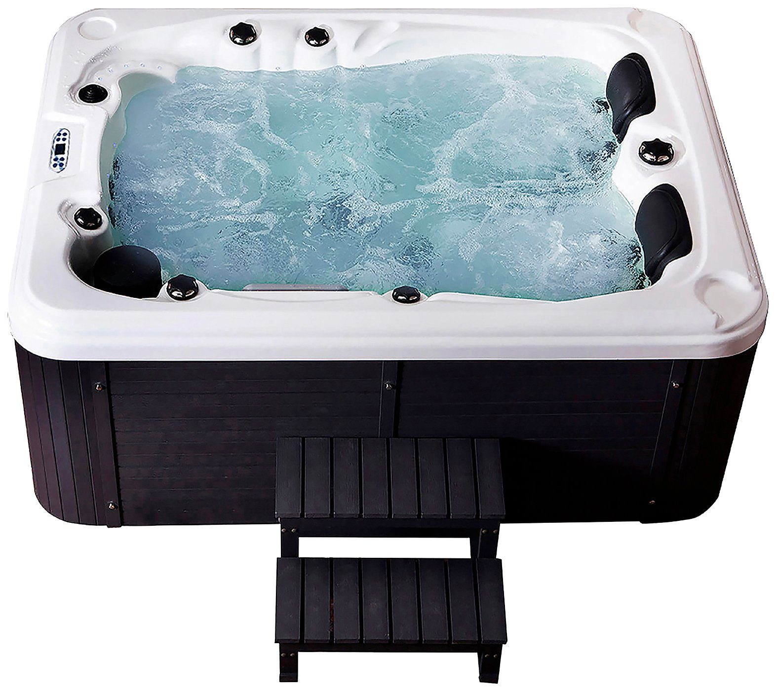 HOME DELUXE Whirlpool »Beach«, B/L/H: 155/210/83 cm