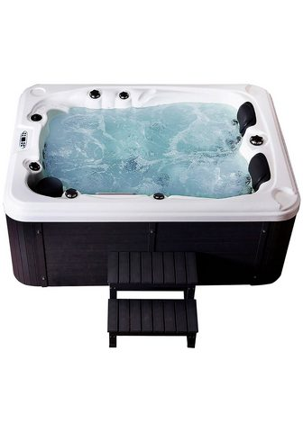 HOME DELUXE Whirlpool »Beach« B/L/H: 155/210/83 cm...