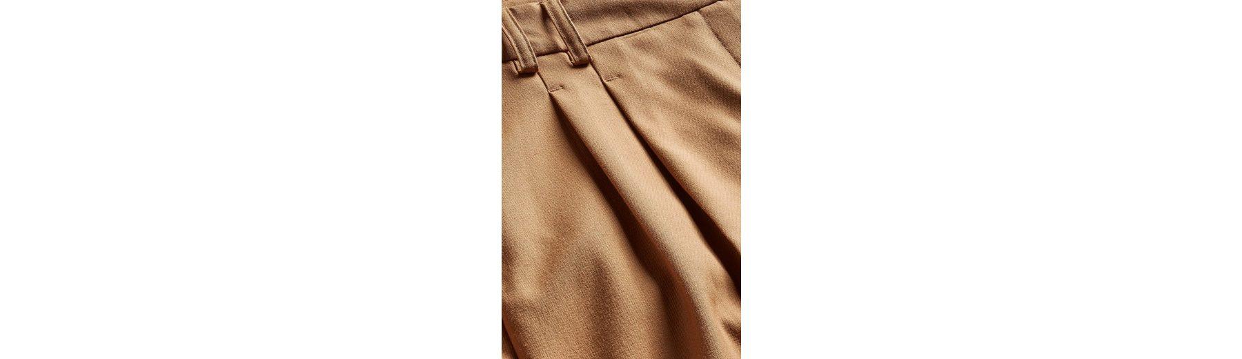 Next Flanellhose mit weitem Bein Billig Verkauf Komfortabel Bester Günstiger Preis REwF5