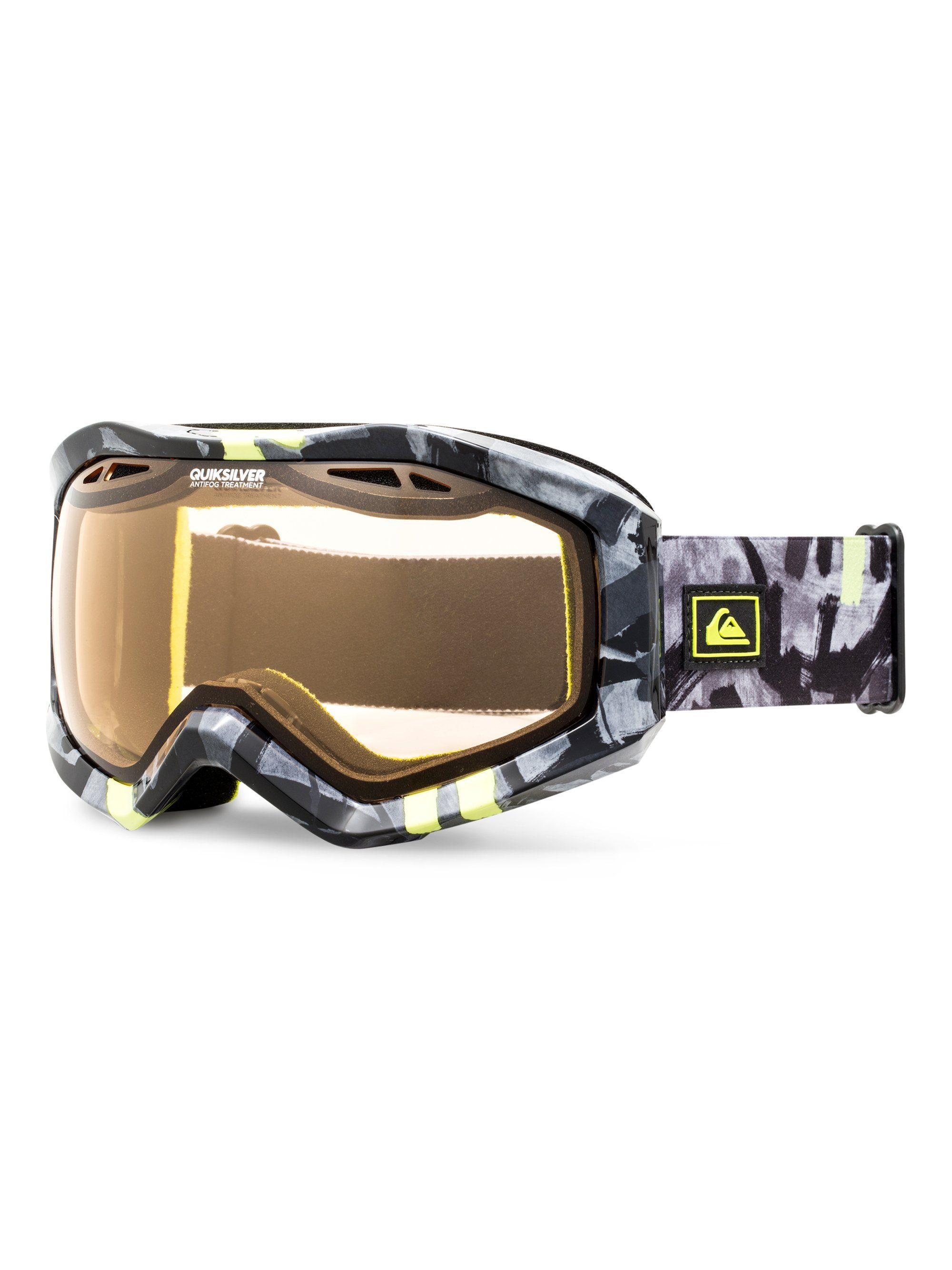 Quiksilver Snowboard- / Skibrille »Fenom Art Series Bad Weather«