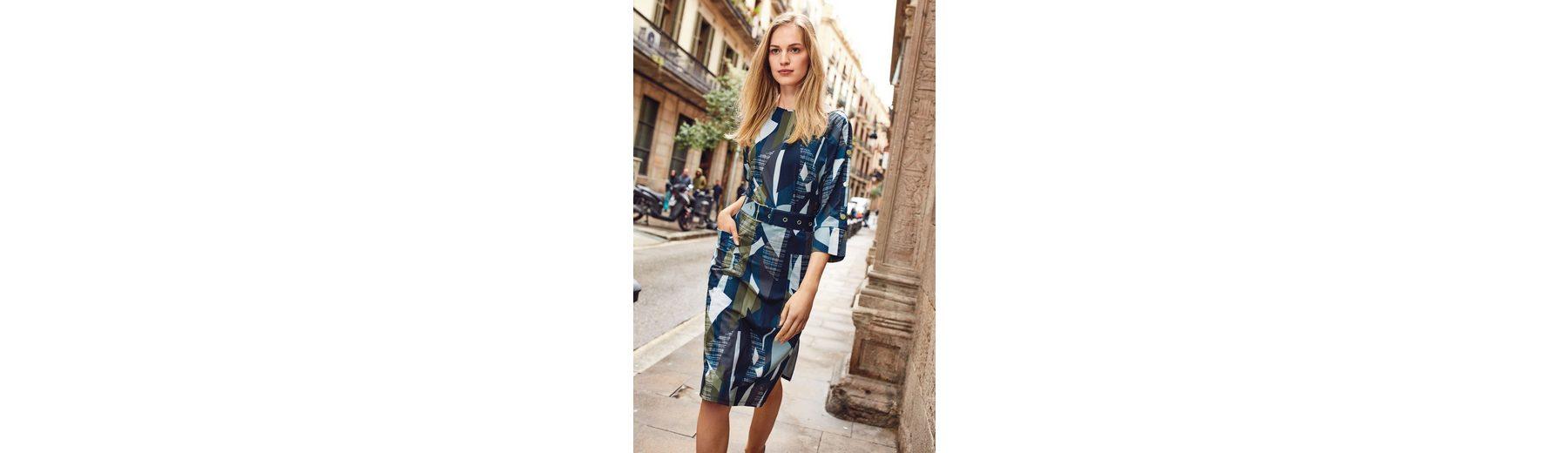 Next Kleid mit Gürtel und Knopfdetail Freies Verschiffen Truhe Bilder pk3ipvOA