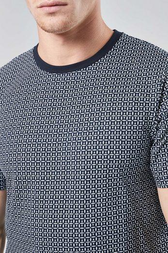 Next T-Shirt mit geometrischem Print