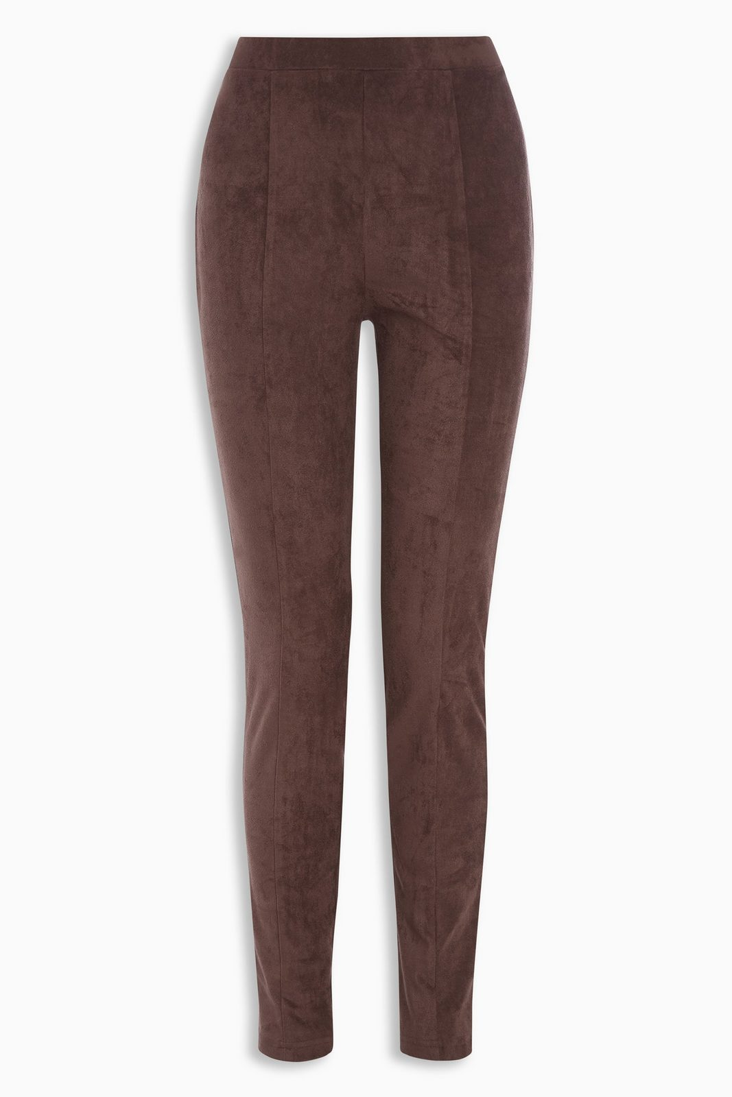 Next Velourslederimitat-Leggings