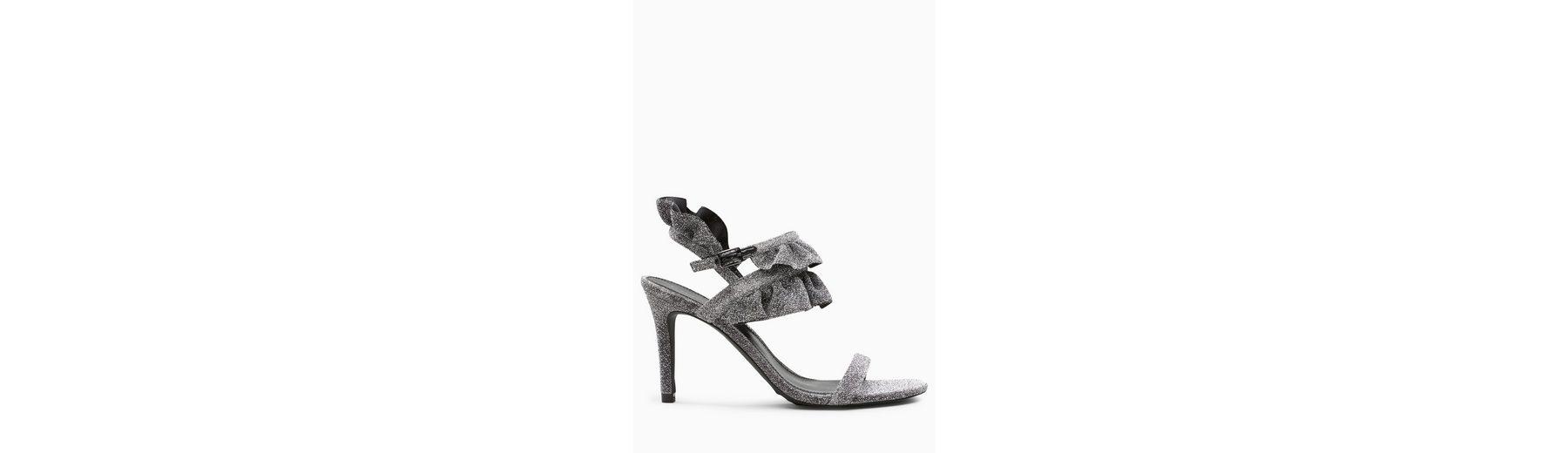 Billig Verkauf Empfehlen Next Sandalette mit Rüschendetails Kostenloser Versand Kosten Online wGX4h