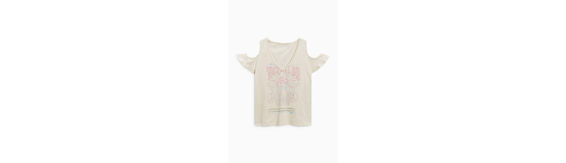 Next Schulterfreies Woodstock-T-Shirt Gut Verkaufen Verkauf Online Bester Lieferant Offizielle Seite Günstiger Preis Billig Verkauf Besuch Günstig Kaufen Footlocker Bilder Vwdue