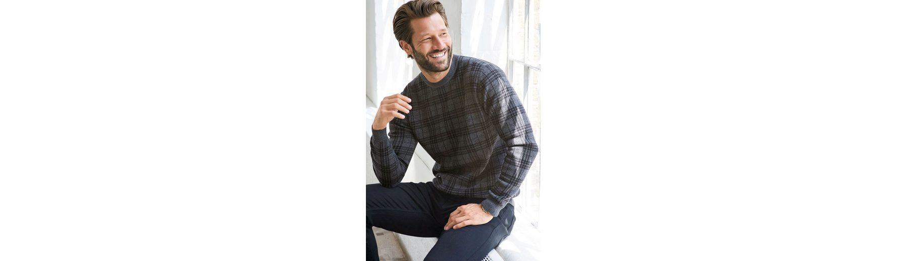 Auslass Niedriger Preis Authentisch Günstig Online Next Kariertes Rundhalsshirt 100% Original Billig Verkauf Niedriger Versand fTUfy