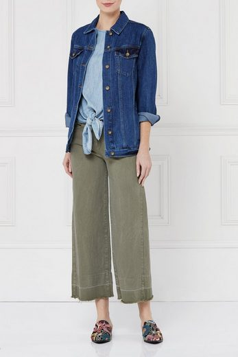 Next Oversize-Jacke aus Denim