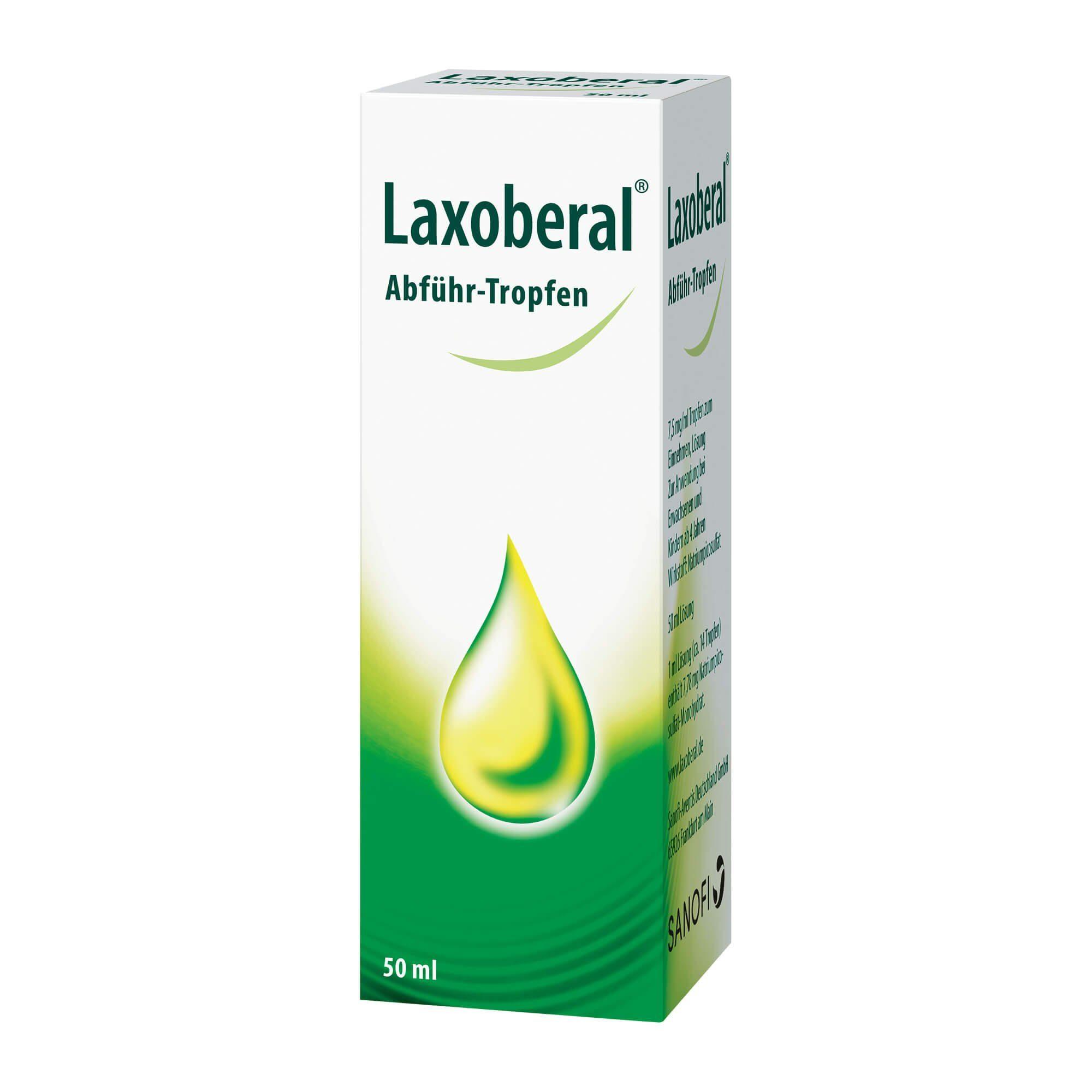 Laxoberal Laxoberal Abführ-Tropfen , 50 ml