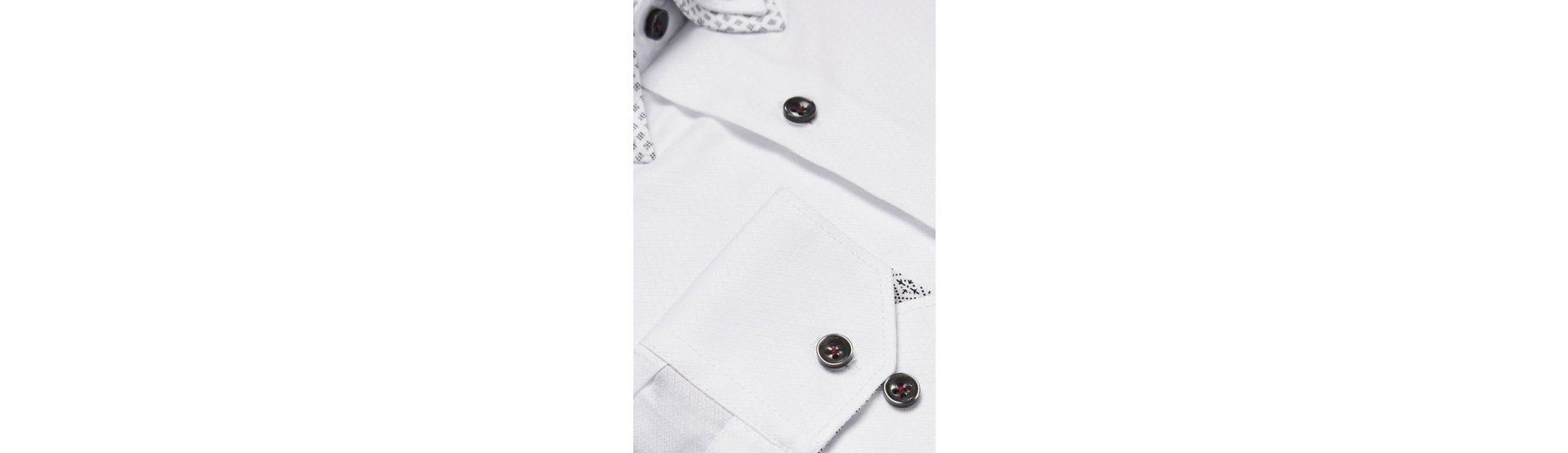 Next Gemustertes Hemd mit Doppelkragen Viele Arten Von Verkauf Genießen Niedrigsten Preis Online Verkauf Besten Großhandels 05MmsF