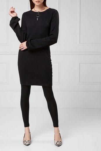 Next Kleid mit rückseitigem Bindedetail