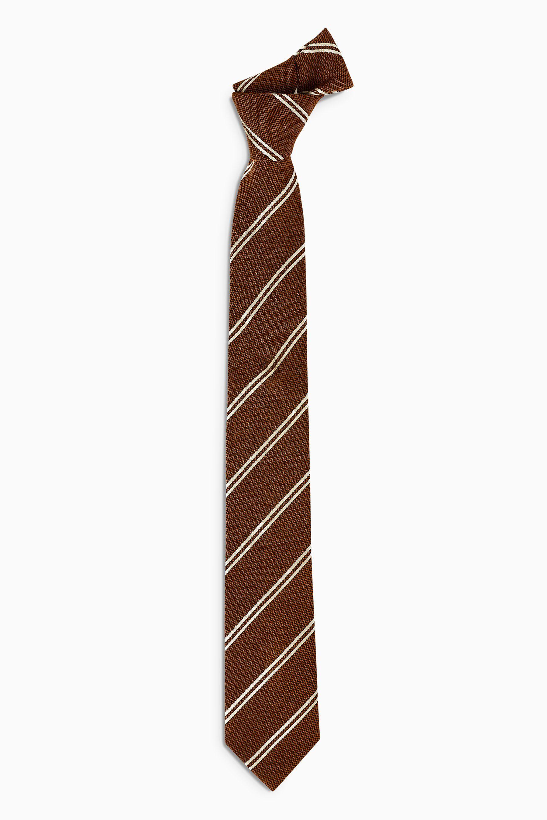 Next Gestreifte Krawatte